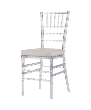 Clear Chiavari Chair