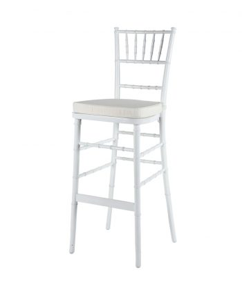 White Chiavari Highboy
