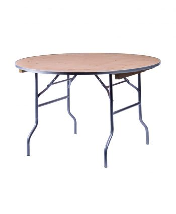 "36"" & 48"" Round Banquet Table"