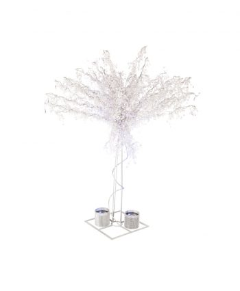 4' Crystal Trees