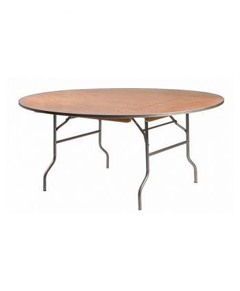 "60"" & 72"" Round Banquet Table"