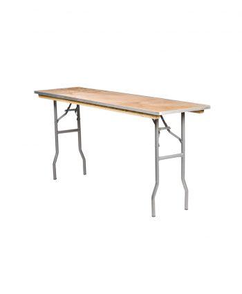 "6' X 18"" Classroom Table"