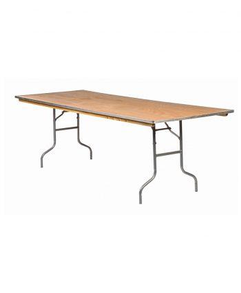 "8' x 36"" Rectangle Banquet Table"