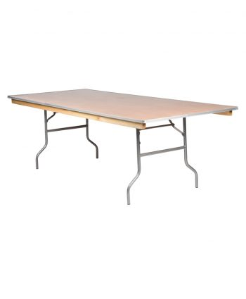 "8' x 48"" Rectangle Banquet Table"