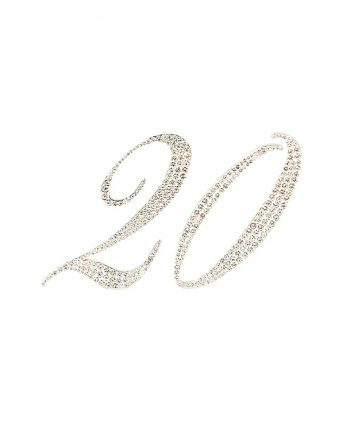 Bling Table Number