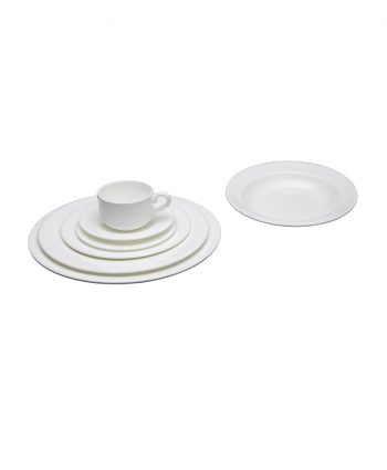 White China Set