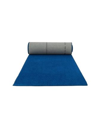 Royal Blue Carpet Runner