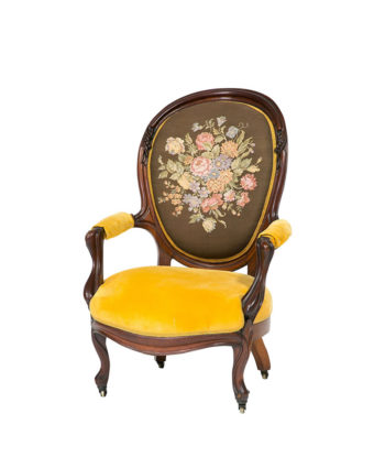 The Rose Arm Chair