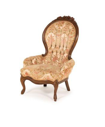 The Renee Armless Chair
