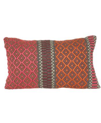 Moroccan Sunset Lumbar Pillow