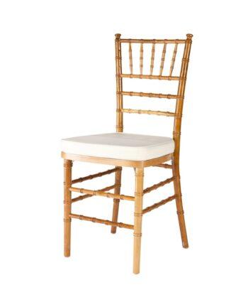 Natural Chiavari Chair