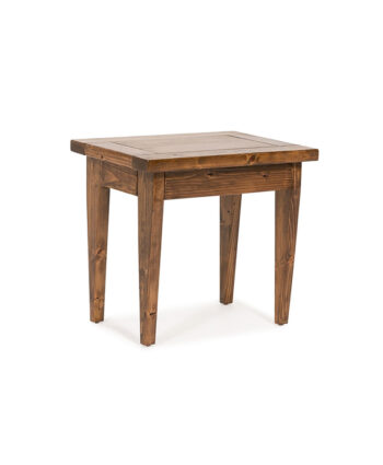 The James End Table
