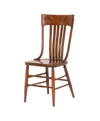 The Sabrina Wooden Chair