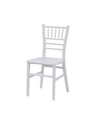 White Childrens Chiavari Chair